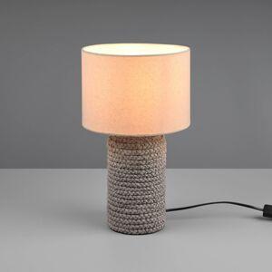 Reality Leuchten Stolní lampa Mala z keramiky, Ø 22 cm