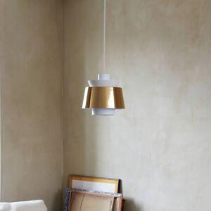 &TRADITION &Tradition Utzon JU1 závěsné světlo, mosaz/bílá