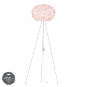 UMAGE Stojací lampa UMAGE Eos medium, růžová, trojnožka