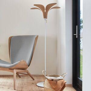 UMAGE UMAGE stojací lampa Jazz Oak základna stojan bílý