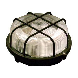 Müller-Licht Nástěnné světlo Basic Round, černá