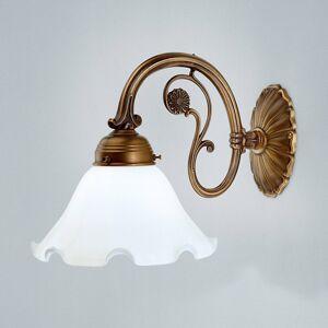 Berliner Messinglamp A13-19opB Nástěnná svítidla